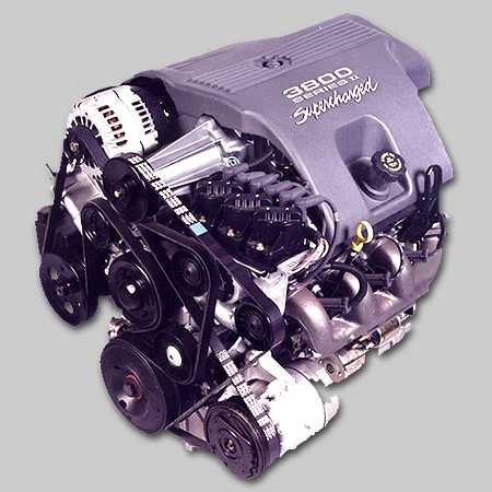 Sc on Buick 3800 Supercharged Engine