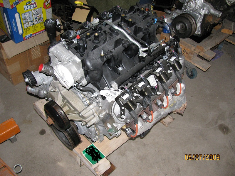 L on 3800 Supercharged Crate Engine