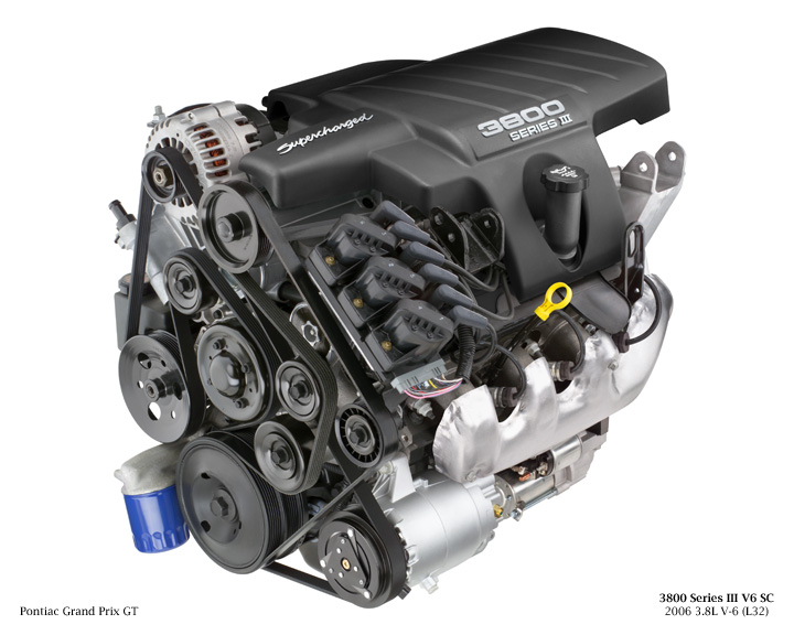 Gm+3800+supercharged+engine
