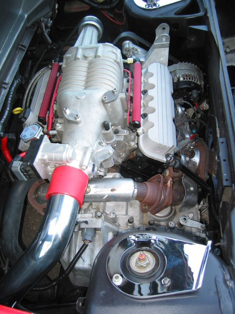 Loyde on Buick 3800 Supercharged Engine