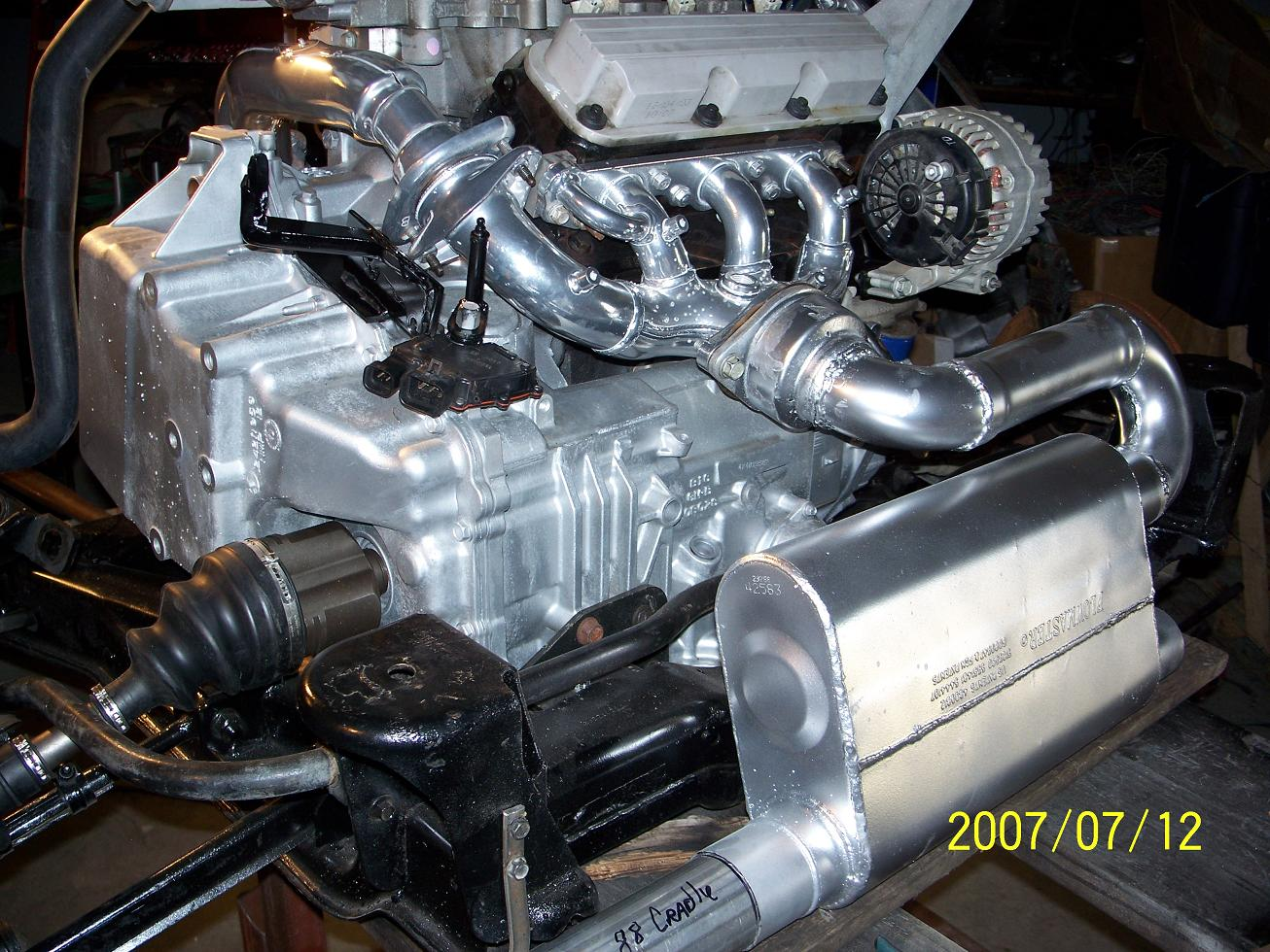 Pennock s fiero forum 3800 exhaust what should i do by rolling thunder