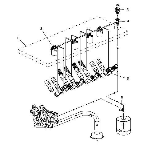 3 Wire Temp Sensor Wiring Diagram together with 3 9 e f i  v8   plenum chamber   hoses furthermore Where Is The Fuel Pressure Regulator Located On A 95 Chevy Astro 948448 besides P 0900c152801e54cc in addition 1997 5 7 Vortec Engine Diagram. on 5 3l engine cooling system diagram