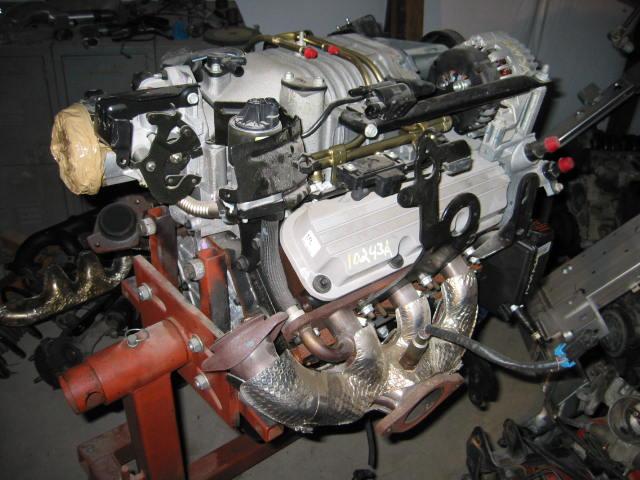 3800 V6 Supercharged 0k 2200