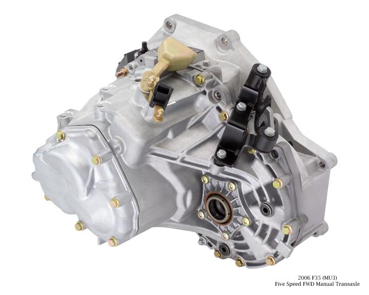 saturn vue manual transmission